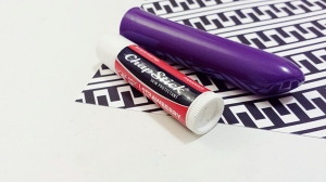The We-Vibe Tango is about the size of a tube of Chap-Stick